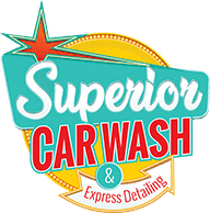 Superior Car Wash Logo